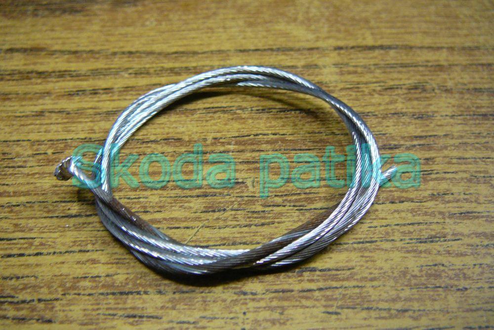 Skoda 105-120 csomagtér nyitó bowden /első/