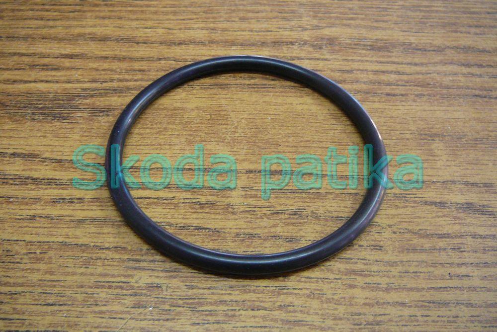 Skoda 105-120 papír olajszűrő fémházhoz O gyűrű