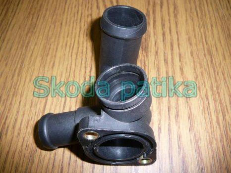 Skoda Felicia 1,9 diesel vízcső csonk hőmérséklet érzékelőhöz