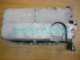 Skoda Fabia Octavia Roomster olajteknő