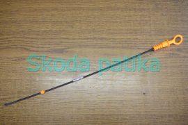 Skoda Fabia Octavia Roomster és Superb olajszint mérő pálca /nívó/