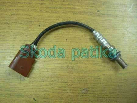 Skoda Fabia lambda szonda 1,2 6V hátsó