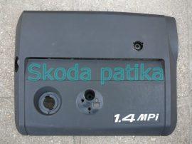 Skoda Fabia 1,4 mpi motor felső borítás