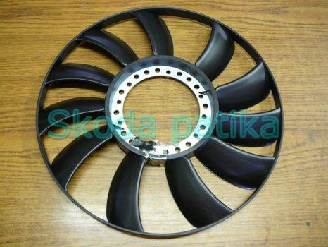 Skoda Superb viszkó ventillátor kerék