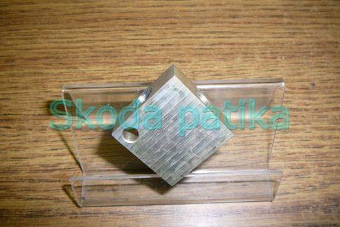 Skoda 130 fékcső elosztó (4 es;)