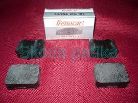 Skoda 120 első fékbetét Frenocar