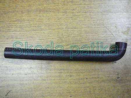 Skoda 105-120 fűtőradiátor pipacső