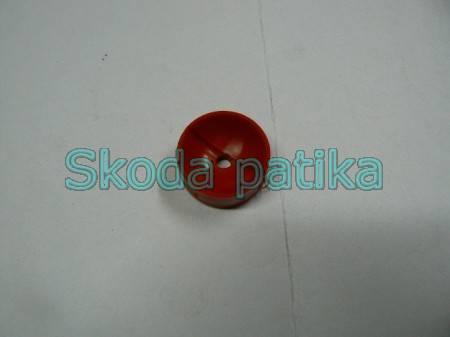 Skoda 120 Favorit kormánymű persely piros vagy narancs s.
