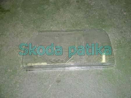 Skoda Favorit BE lámpaüveg utángyártott