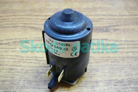 Skoda Favorit szélvédő mosó motor, gyári