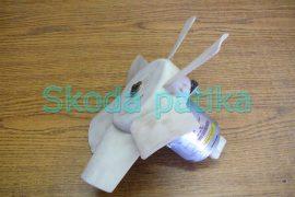 Skoda Felicia 1,6 VW caddy  hűtőventillátor