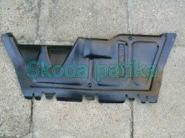 Skoda Octavia motorvédő burkolat alsó kicsi