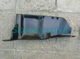 Skoda Octavia motorvédő burkolat bal utángyártott