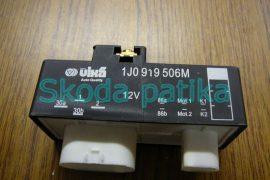 Skoda Fabia Octavia és Roomster ventillátor vezérlő relé