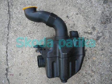 Skoda Octavia 2 VW, Seat, Audi légterelő rezonátor dob