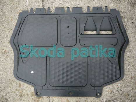 Skoda Octavia II. diesel alsó motorvédő burkolat