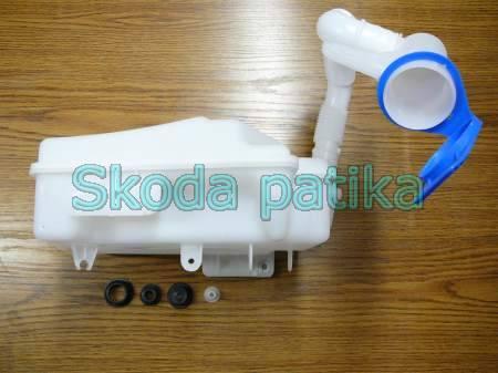Skoda Octavia 2 Superb szélvédő mosó tartály