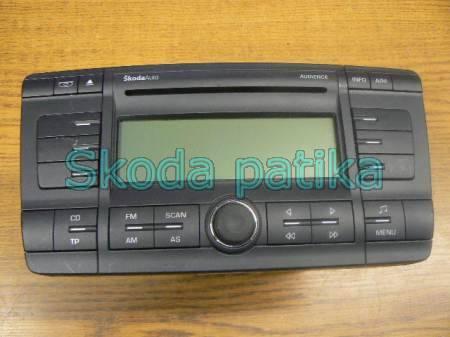 Skoda Octavia AUDIENCE CD-s rádió