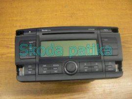 Skoda Octavia STREAM CD-s rádió B
