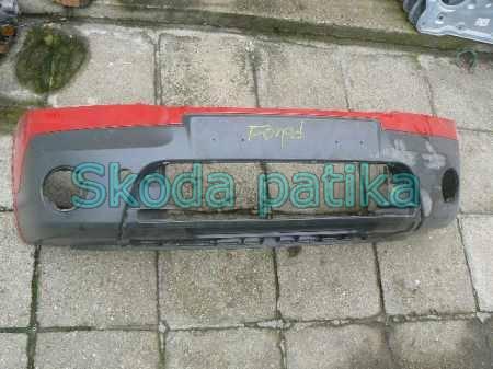 Skoda Octavia Scout első lökhárító 2004-től