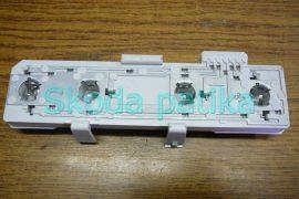 Skoda Octavia 2 jobb hátsó lámpa foglalat