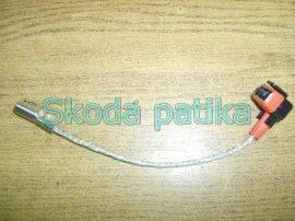 Skoda Octavia II. xenon izzó elektromos vezeték