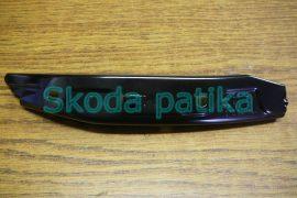 Skoda Superb első lökhárító jobb vezető profil