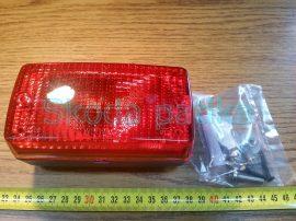 Skoda 105-120 hátsó piros ködlámpa