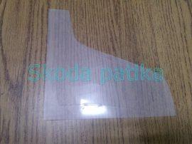 Skoda Fabia II. bal küszöbvédő fóla
