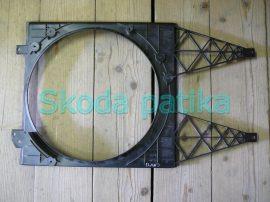 Skoda Fabia Roomster ventillátor keret