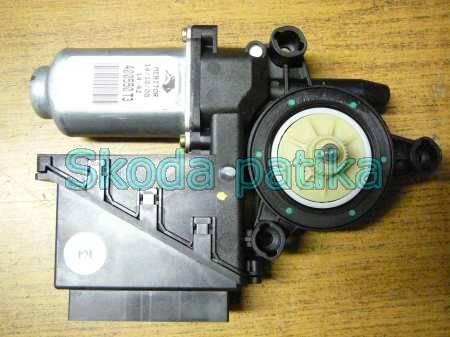 Skoda Fabia bal első ablakemelő motor