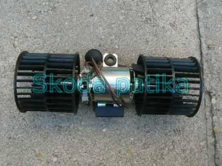Skoda Felicia fűtőmotor 1,3 - 1,6