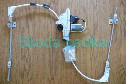 Skoda Felicia jobb első elektromos ablakemelő szerkezet motorral