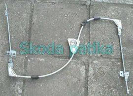 Skoda Felicia felújított ablakemelő bal első elektromos mechanika
