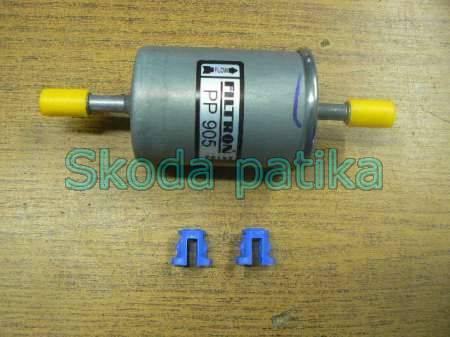 Skoda Fabia benzinszűrő szelep nélkül