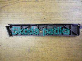Skoda Fabia első lökhárító jobb vezető profil 2004 ig