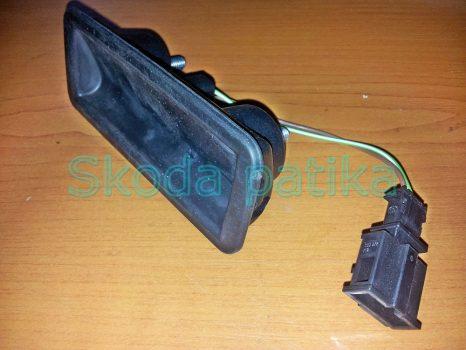Skoda Fabia ferdehátú csomagtér ajtókilincs mikrokapcsolós