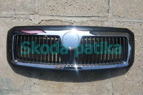 Skoda Fabia I. facelift díszrács