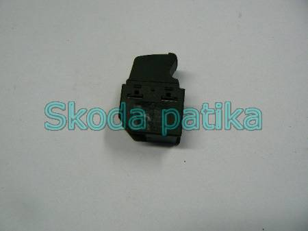 Skoda Fabia jobb /utas oldali/ ablakemelő kapcsoló