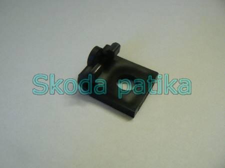 Skoda Fabia jobb és bal oldali fényszóró tartó fül felső