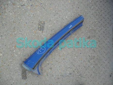 Skoda Fabia bal első szélvédő oszlop