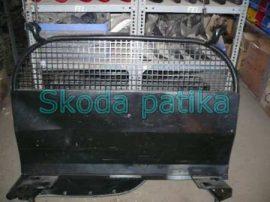 Skoda Fabia Praktik térelválasztó rács