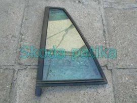 Skoda Fabia kombi bal hátsó ajtóüveg háromszög