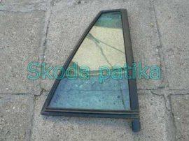 Skoda Fabia kombi jobb hátsó ajtóüveg háromszög