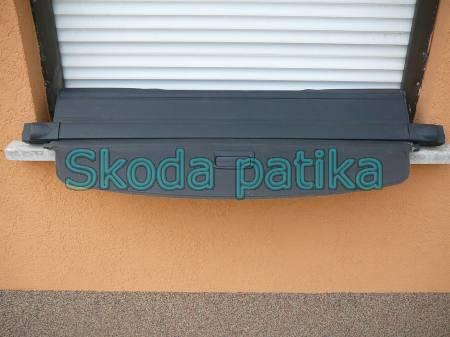 Skoda Fabia kombi csomagtér roló