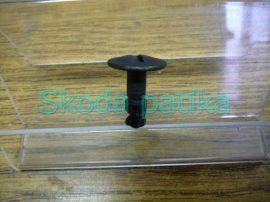 Skoda Superb motorvédő lemez rögzítő patent