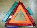 Skoda Fab. Room. Oct. Kodiaq  elakadásjelző háromszög