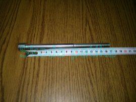Skoda 120 Favorit Felicia Fabia és Octavia MPI hengerfej csavar 168mm közép hosszú