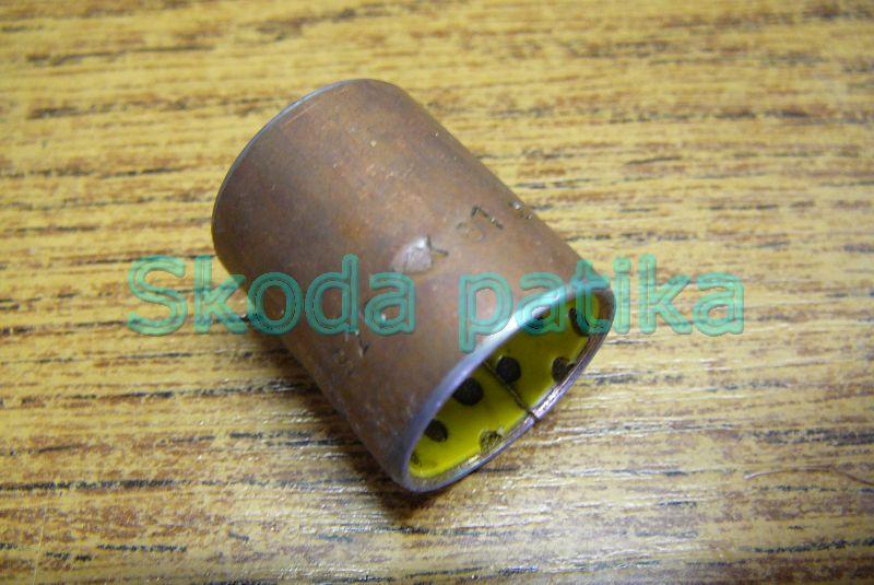 Skoda 105-120 függőcsapszeg felső vastag persely